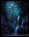 A Pandora secret by DameOdessa