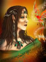 Lady Dana by DameOdessa