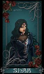 La Vampire by DameOdessa