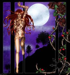 Moonlight magic by DameOdessa
