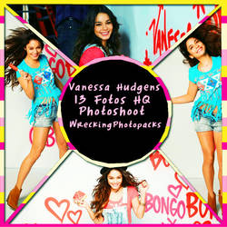 Photopack 100 - Vanessa Hudgens by southsidepngs