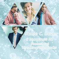 Photopack 181 - Jamie Campbell Bower by southsidepngs