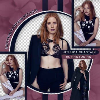 Pack Png 2789 - Jessica Chastain by southsidepngs