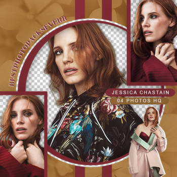 Pack Png 2788 - Jessica Chastain by southsidepngs