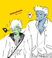 Monster University: MUboyfriends by Durch-Leiden-Freude