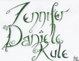 Jennifer Rule by Ehryk