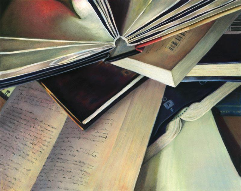 Reading by twilightbeta