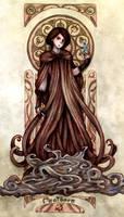 Mistborn Vin by twilightbeta