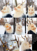 Kirin  See'sha (2) by SnowVolkolak