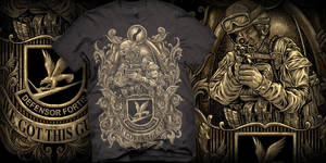 skeletal soldier 36th by GTHC85