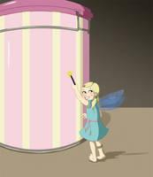 Little fairy by tuffix