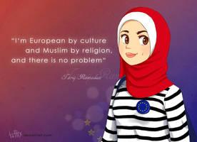 European Muslim by tuffix