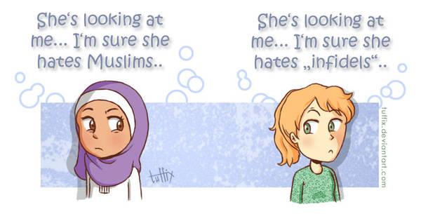 Prejudices by tuffix