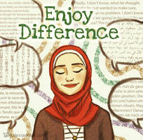 Enjoy Difference by tuffix