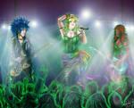Punk Concert - Randi by ReddEra