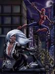 Spider-Man poster by ReddEra
