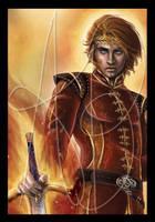 Rand Al'Thor the Dragon Reborn by ReddEra
