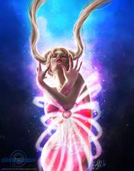 Sailor Moon Transform by ReddEra