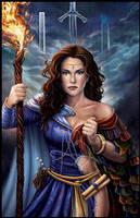 Moiraine Damodred, Servant of All by ReddEra