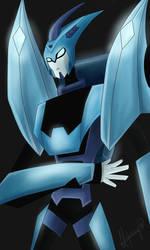 Agent Blurr by Nemesis-Nexus