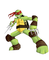 ~TMNT Raphael~ by Nemesis-Nexus