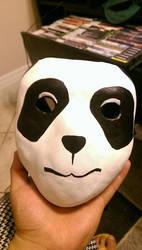 ANBU Panda Mask by Psycorax