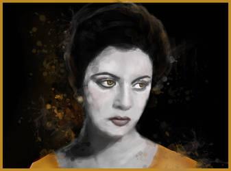 The Glamorous Amal Farid by NaHoOo