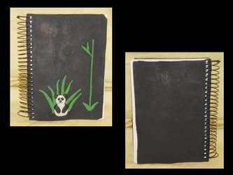 clay sketch book by Ltcancel