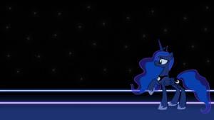 Princess Luna wallpaper by ecmc1093