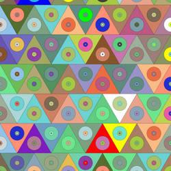 Triangles 3 b by ciokkolata