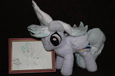 Cloud Chaser Plushie by Fachsenbude