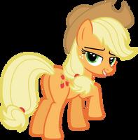 I Think Applejack Likes You by PsychicWalnut