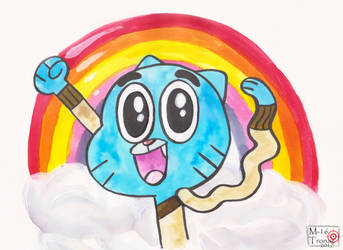 Gumball by M16Tronaz
