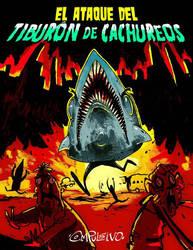 El ataque del tiburon de cachureos by quick2004