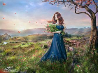 Wind of change by TatyanaChe