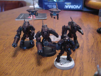 Tau Stealth Team by jsdragon56