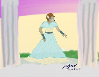 Alieca's Gown by jsdragon56
