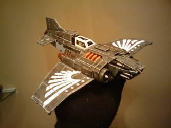 Forgeworld Thunderbolt by SludgeBrain