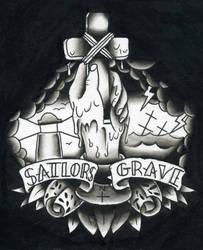 SailorsGraveINPROGRESS by SludgeBrain