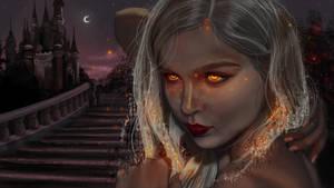 CINDER-ELLA by midnightt-crystal