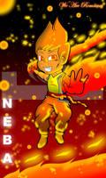 Neba's Sacred Fire by B-Angelo