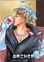 Pam Poovey - Elegant Dinner Party by skardash