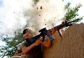 Close Call by MilitaryPhotos