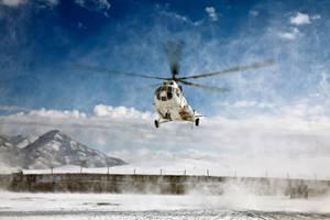 Mi-8 by MilitaryPhotos