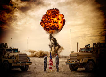 Reenlistment by MilitaryPhotos
