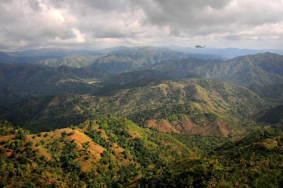 Port-au-Prince Haiti by MilitaryPhotos