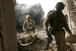 Now Zad, Afghanistan by MilitaryPhotos