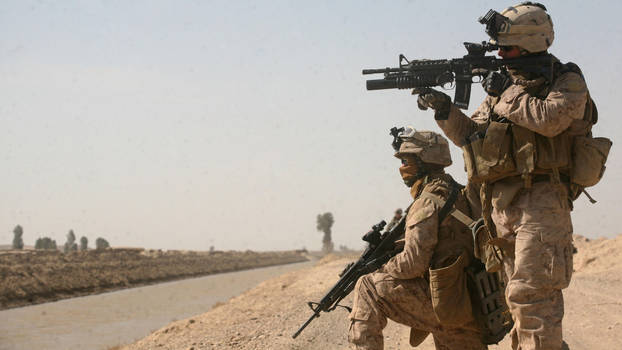 Teufelhunden Battalion by MilitaryPhotos