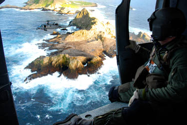 Farallon Island San Francisco by MilitaryPhotos
