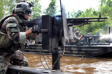 M240 Machine Gun by MilitaryPhotos
